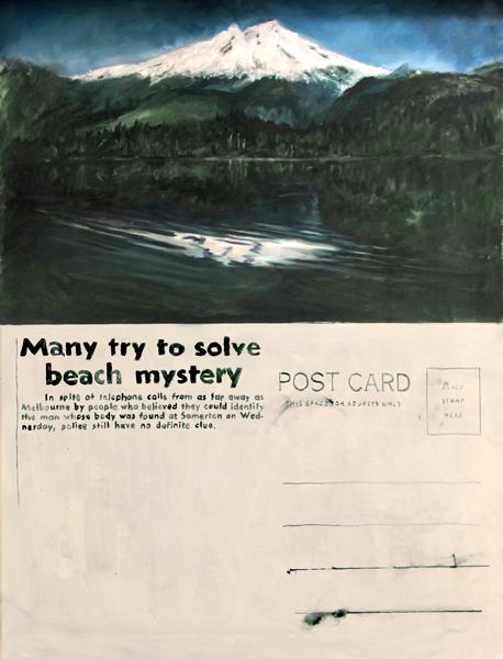 The beach mystery