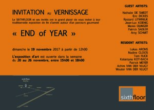 end of year - verso